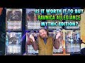 Is it worth it to buy a Ravnica Allegiance Mythic Edition? A Magic: The Gathering Product Review