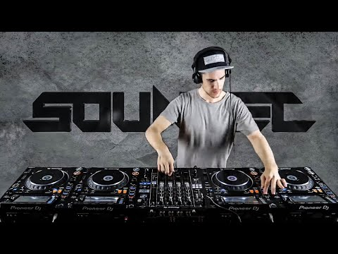 Sountec - Performing on 4 CDJ /NEW 2017 MASHUP Mix