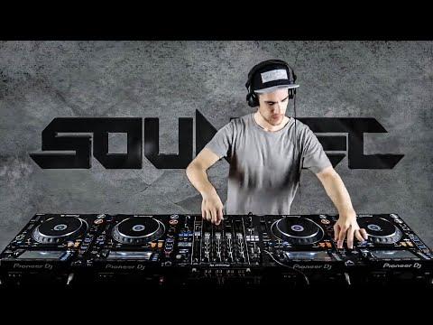 Sountec - Performing on 4 CDJ /NEW 2017 MASHUP Mix