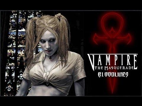 jogo vampire the masquerade bloodlines