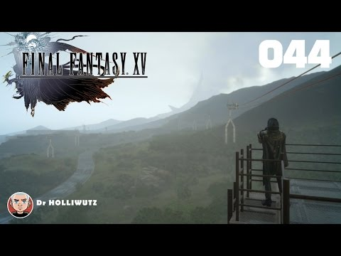 Final Fantasy XV #044 - Klempner & Elektriker vom Dienst [XBO] Let's play Final Fantasy 15