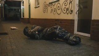 Czarny worek - Black bag (Michal Kujawa PL)