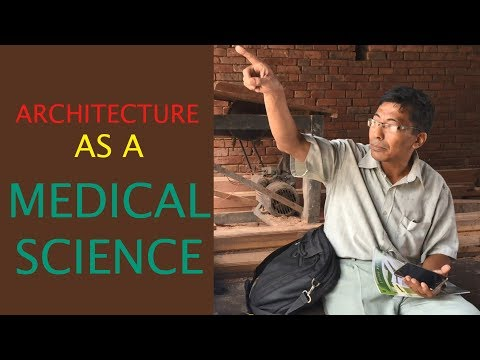 ARCHITECTURE AS A MEDICAL SCIENCE ! ? | Interview With Dr. Bijaya K. Shrestha | Living Reality