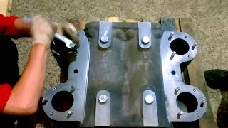 Цена производителя - Блок гидравлический бурового насоса НБ-32 НБ-50 НБ32.02.000  НБ32.02.101