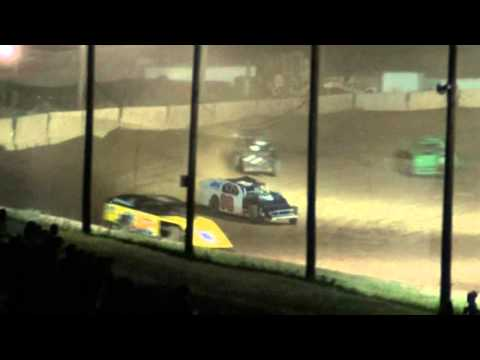 250 Speedway Modified Feature 8-14-2015