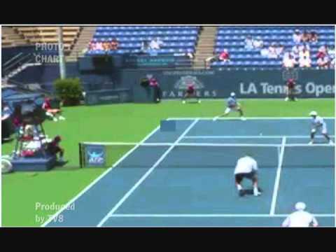 Damm & Lindstedt vs Coetzee & Erlich - Los Angeles 2009 (8 de 8)