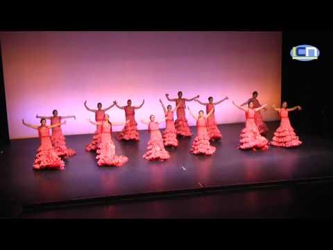 Clausurado el Taller de Baile Municipal Flamenco de Inés Romero