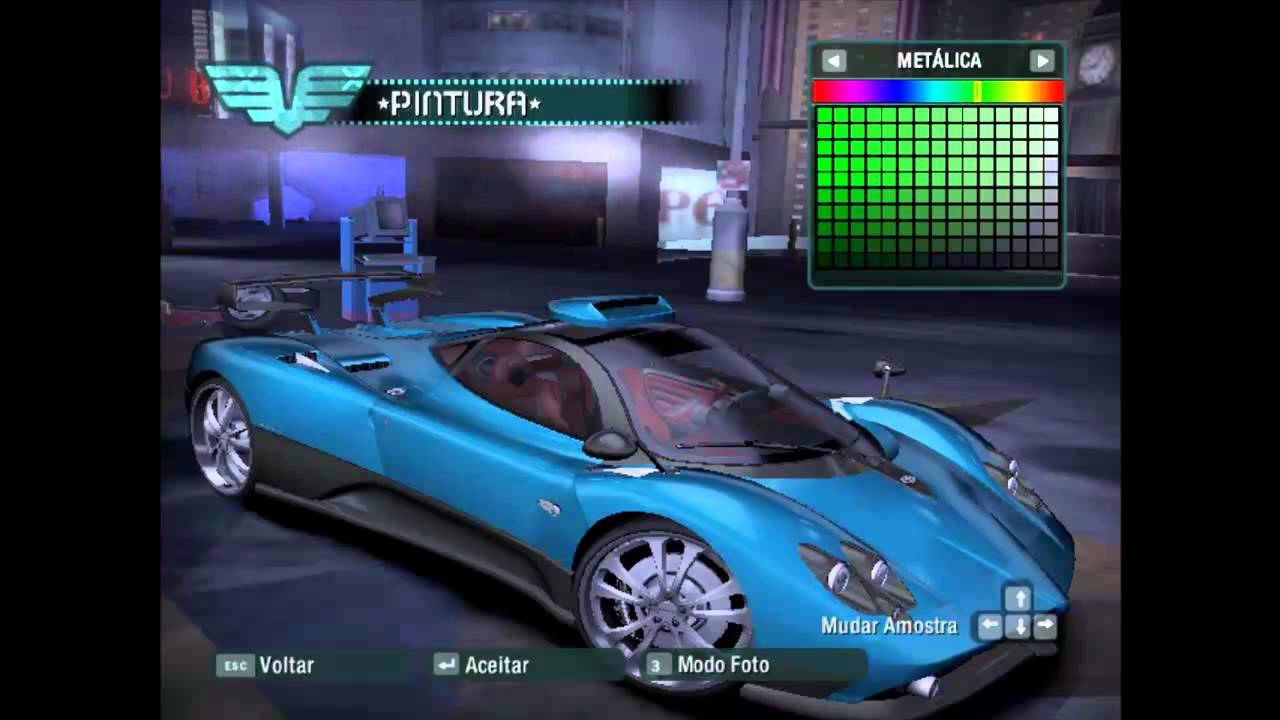 Need for speed carbon cheats mac