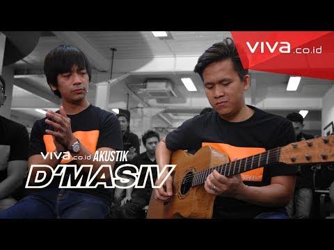 D'MASIV Ngamen di Redaksi VIVA.co.id