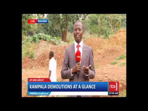 Kampala Demolitions at a Glance