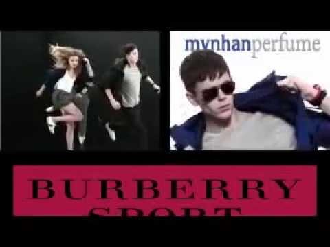 Туалетная вода Burberry Sport For Women