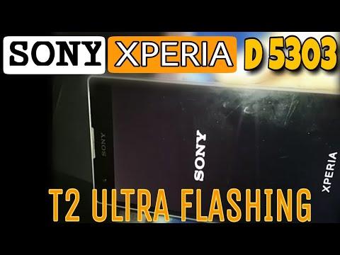 Sony D5303 Hard Reset|Sony Xperia D 5303 T2 Ultra Hard Reset (pattern Unlock) Flashing Process|
