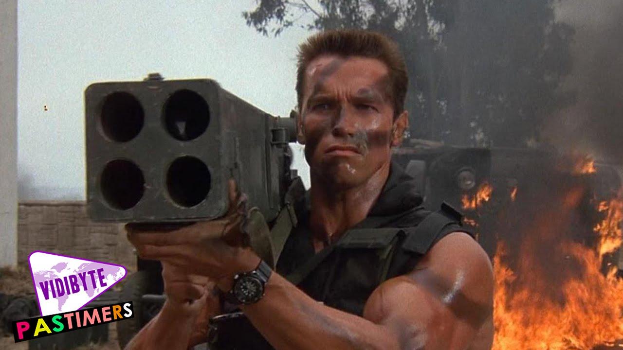 Top 10 Arnold Schwarze...