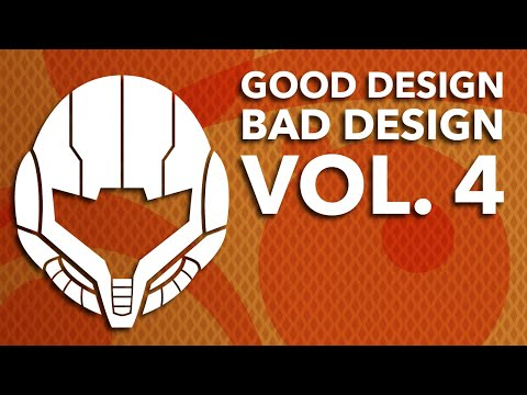 The Best and Worst of Video Game Graphic Design ~ Design Doc