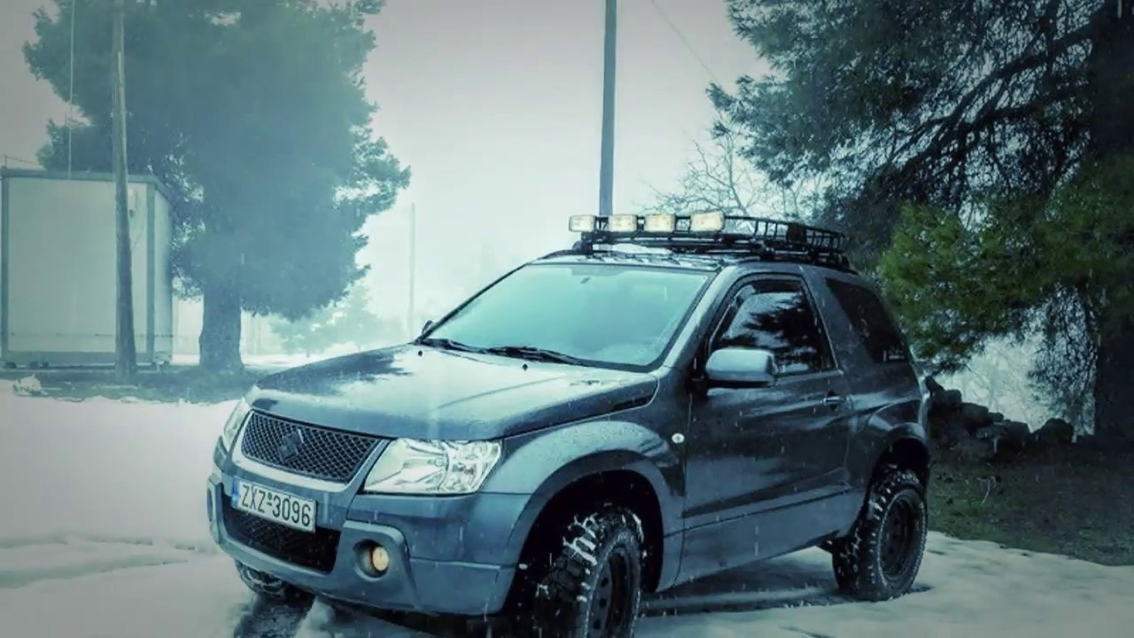 New Grand Vitara 1 6 Off Road