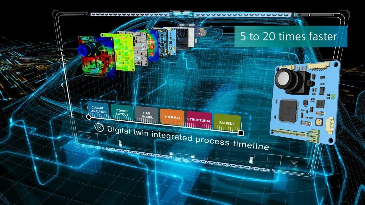 Digitalize PCB electronic systems for safer autonomous vehicles