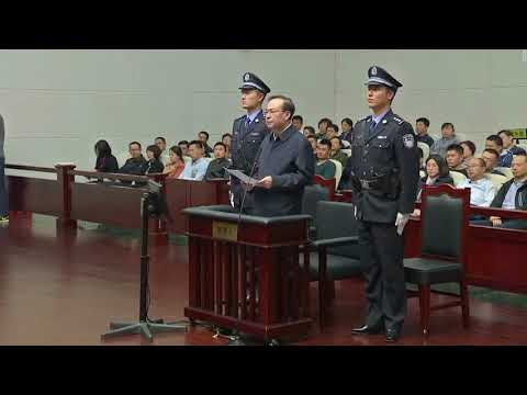 Ex Top China Lead Gets Lifetime In Jail On Corrupt Practices Extortion