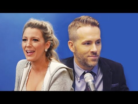 Ryan Reynolds & Blake Lively On How They Started Dating