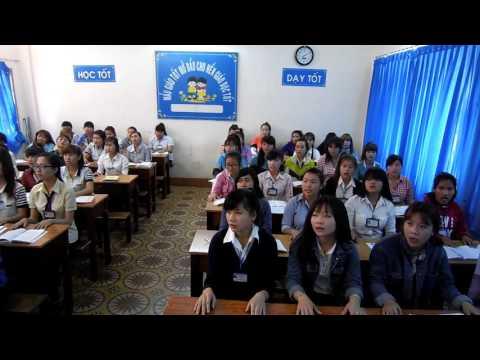 Trung cấp Sư phạm mầm non Dak Lak, Lớp B1k41, bài tập Xương âm No25