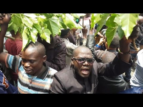 Opposition joy as Kenya court cancels election result