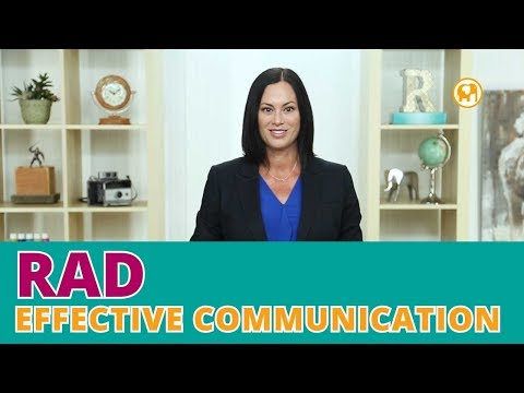 Parenting Child With RAD | Importance Of Communication Skills For RAD Child
