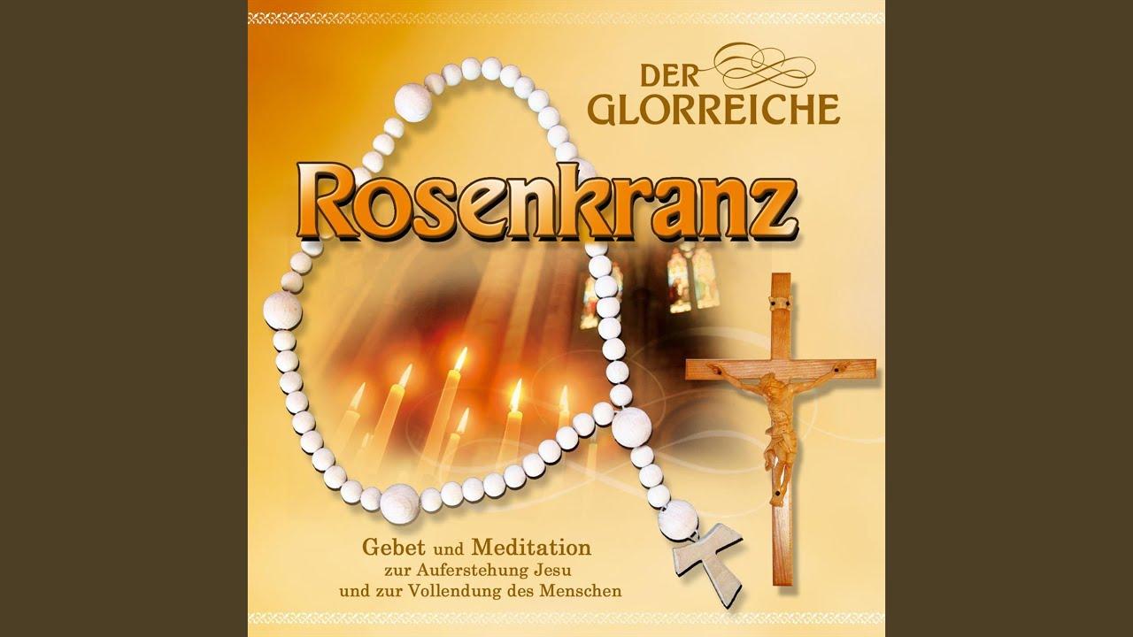 einleitung der glorreiche rosenkranz mit gebet  der glorreiche rosenkranz #14