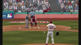 MLB 2K9 Gameplay