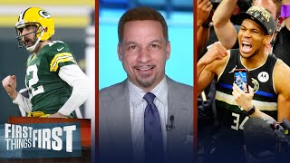 There are 3 huge differences between Rodgers & Giannis —Broussard   NFL