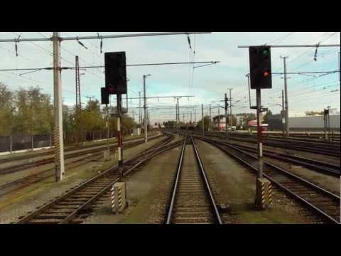 Aschacher Bahn - Führerstandsmitfahrt von Aschach a.d.Donau nach Wels (Verschiebebahnhof)