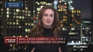 Qasem Soleimani's death creates a global problem as Iran vows retaliatory measures