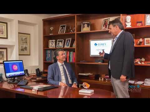 Dr D.Papadakos- New Optical Solutions