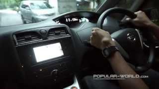 Popular Test Drive - Nissan All New Serena 2.0L X - Mei 2013