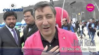 Saludos de: JOAN ROCA
