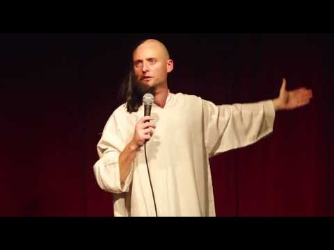 Aidan Killian- Jesus Vs Buddha - FULL COMEDY SHOW