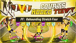 I TOOK MY STRETCH CLEANER TO *NEW* 1V1 COURT EVENT! CAN THE BEST BUILD IN NBA 2K19 WIN?