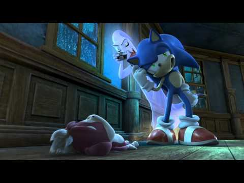 Sonic Unleashed : Night of the Werehog (1440p HD)