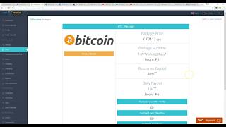 USI Tech | How To Purchase A BTC Package