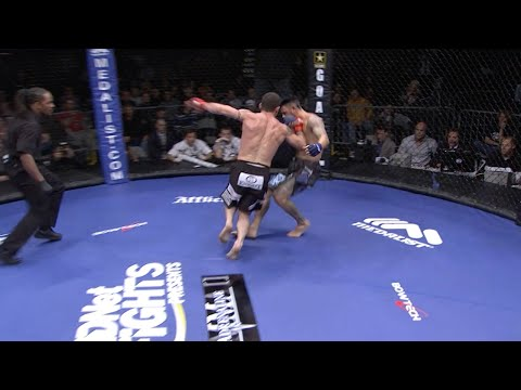 Fight of the Week: Pat Miletich Takes on Thomas Denny in His Retirement Fight