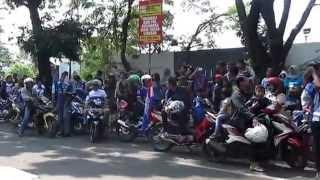 Semangat Bandung ' PERSIB JUARA ' 2014