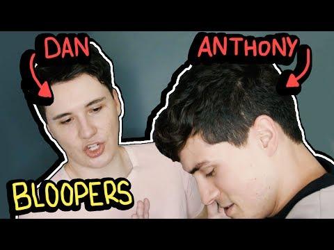 Stop saying we look alike! BLOOPERS ft. Daniel Howell