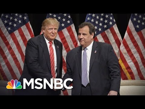 Chris Christie Proud Of What He's Said, Stands By Donald Trump | Morning Joe | MSNBC