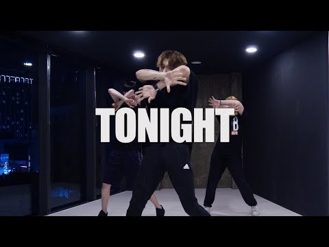 John Legend - Tonight / Hwan Choreography