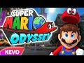 Super Mario Odyssey but everything is going wrong