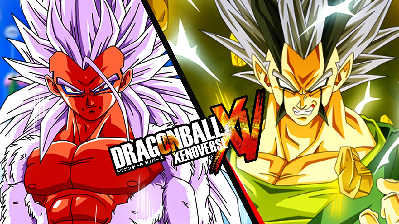 Goku vs zaiko scontro tra super sayan 5 whatif dragon - Goku super sayan 5 ...