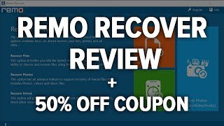 Remo Recover Windows Review + Tutorial For Windows and Mac