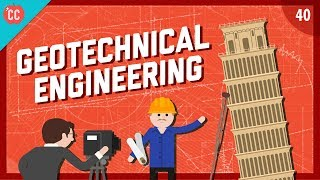 How the Leaning Tower of Pisa Was Saved: Crash Course Engineering #40