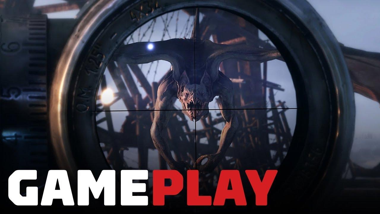 Metro Exodus Gameplay Showcase - Gamescom 2018