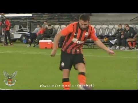 Шахтер-Замалек 3-2 победный гол Генриха Мхитаряна