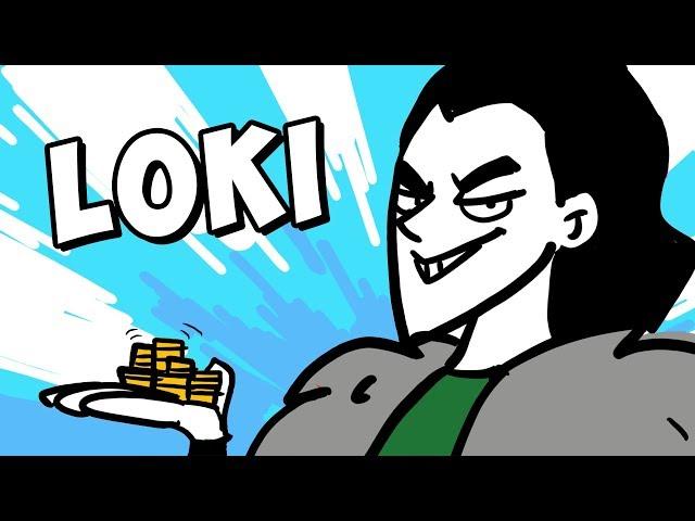 Loki   Destripando la Historia