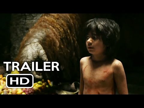 The Jungle Book Official US Teaser Trailer clip